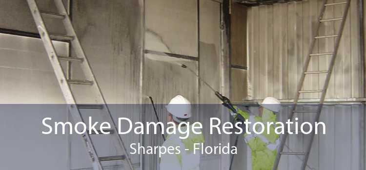 Smoke Damage Restoration Sharpes - Florida