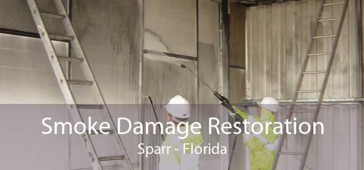 Smoke Damage Restoration Sparr - Florida
