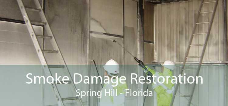 Smoke Damage Restoration Spring Hill - Florida