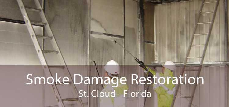 Smoke Damage Restoration St. Cloud - Florida