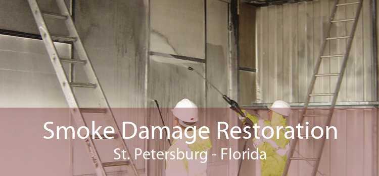 Smoke Damage Restoration St. Petersburg - Florida