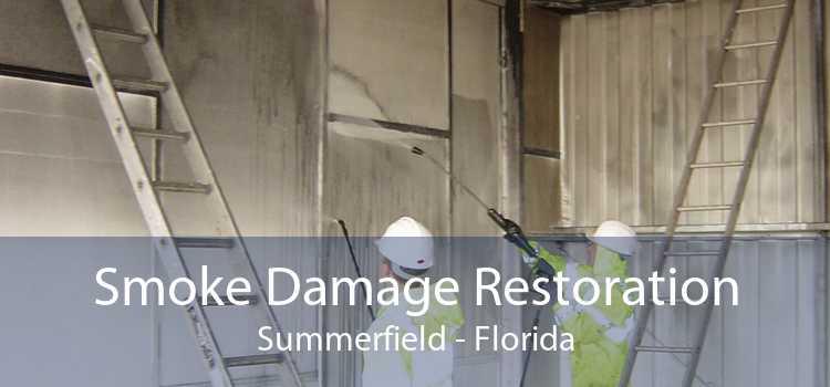 Smoke Damage Restoration Summerfield - Florida