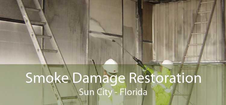 Smoke Damage Restoration Sun City - Florida