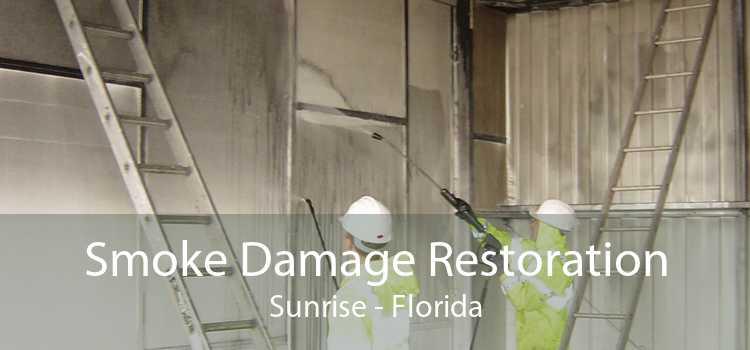 Smoke Damage Restoration Sunrise - Florida