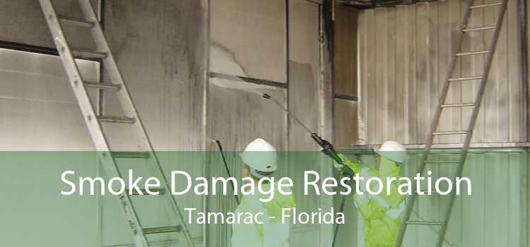 Smoke Damage Restoration Tamarac - Florida