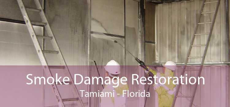Smoke Damage Restoration Tamiami - Florida