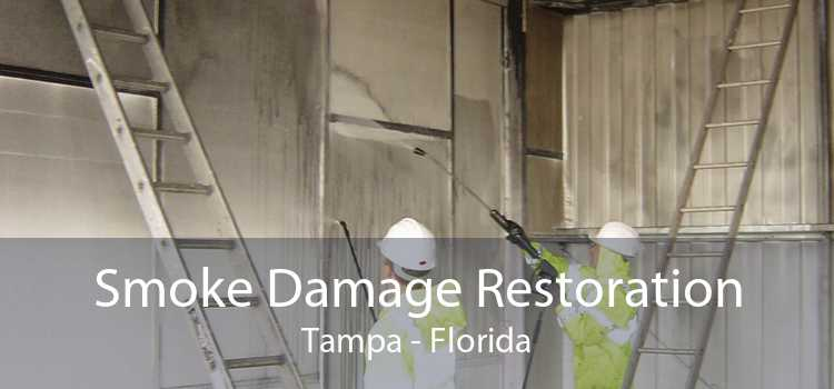 Smoke Damage Restoration Tampa - Florida