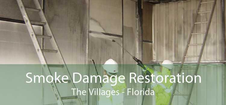 Smoke Damage Restoration The Villages - Florida