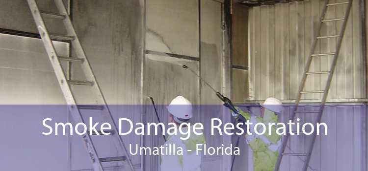 Smoke Damage Restoration Umatilla - Florida