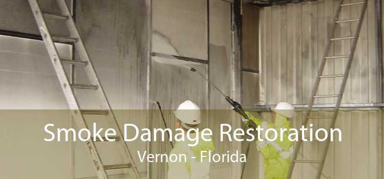 Smoke Damage Restoration Vernon - Florida