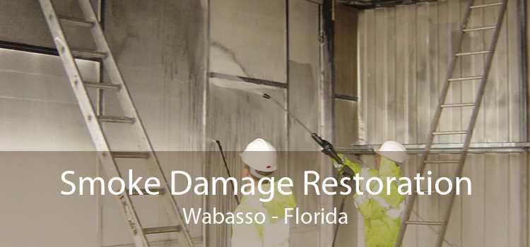 Smoke Damage Restoration Wabasso - Florida