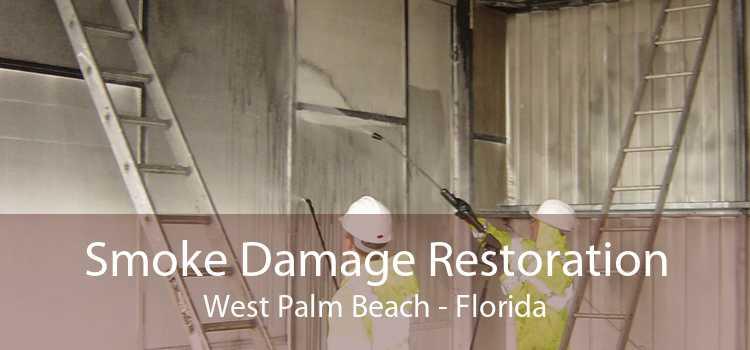 Smoke Damage Restoration West Palm Beach - Florida