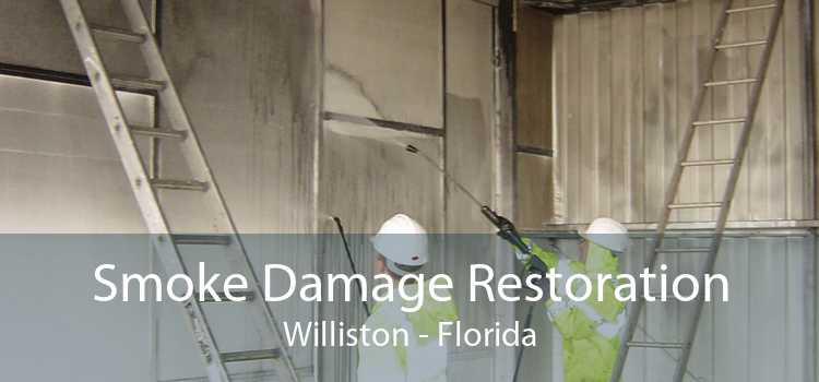 Smoke Damage Restoration Williston - Florida