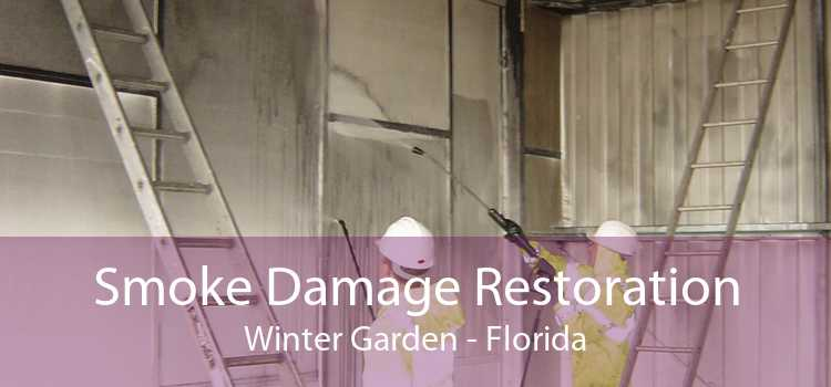 Smoke Damage Restoration Winter Garden - Florida