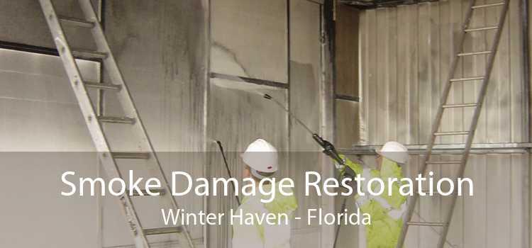 Smoke Damage Restoration Winter Haven - Florida
