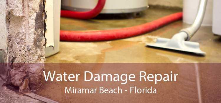 Water Damage Repair Miramar Beach - Florida