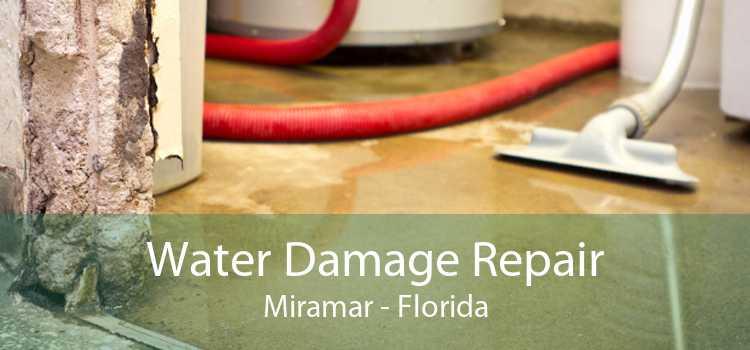 Water Damage Repair Miramar - Florida