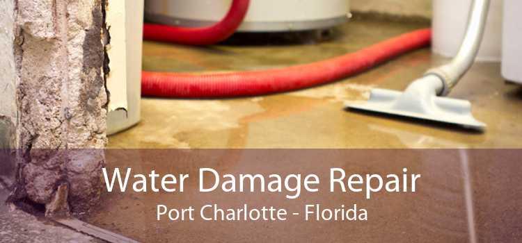 Water Damage Repair Port Charlotte - Florida