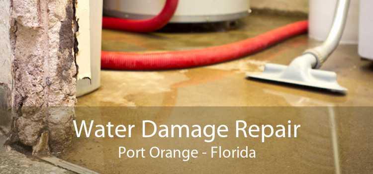 Water Damage Repair Port Orange - Florida