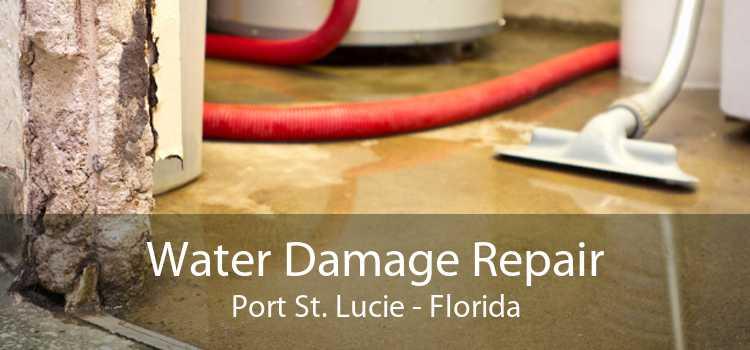 Water Damage Repair Port St. Lucie - Florida
