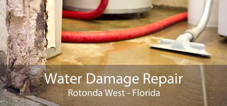 Water Damage Repair Rotonda West - Florida