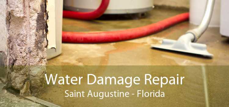 Water Damage Repair Saint Augustine - Florida