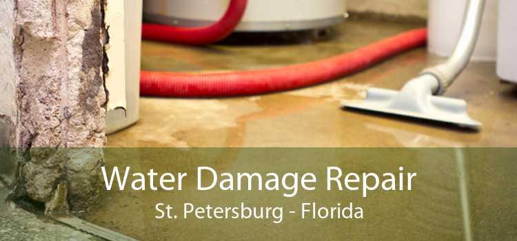Water Damage Repair St. Petersburg - Florida