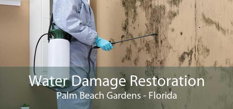 Water Damage Restoration Palm Beach Gardens - Florida