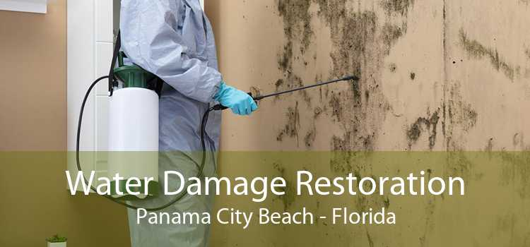 Water Damage Restoration Panama City Beach - Florida