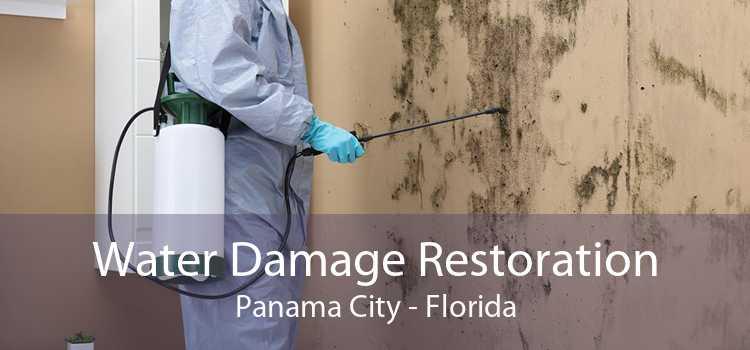 Water Damage Restoration Panama City - Florida
