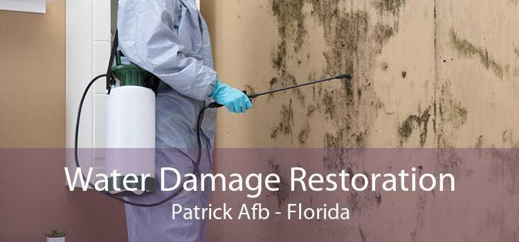 Water Damage Restoration Patrick Afb - Florida