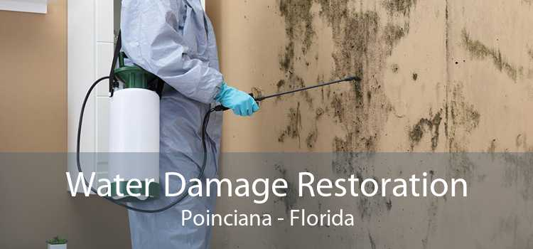 Water Damage Restoration Poinciana - Florida