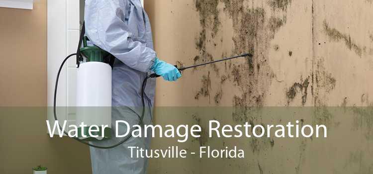 Water Damage Restoration Titusville - Florida