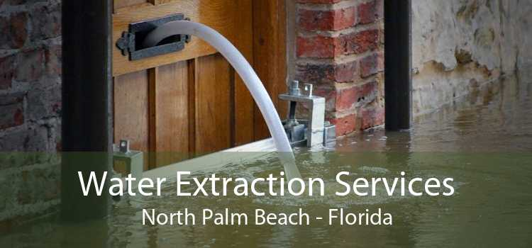 Water Extraction Services North Palm Beach - Florida