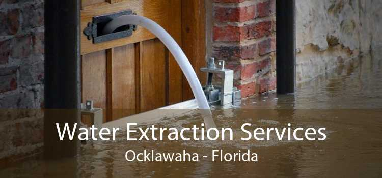 Water Extraction Services Ocklawaha - Florida