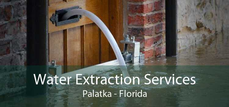Water Extraction Services Palatka - Florida
