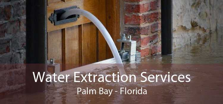 Water Extraction Services Palm Bay - Florida