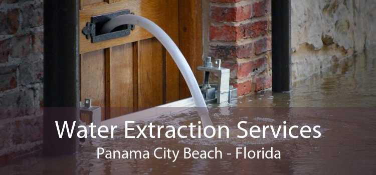 Water Extraction Services Panama City Beach - Florida