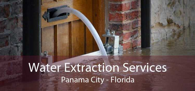 Water Extraction Services Panama City - Florida