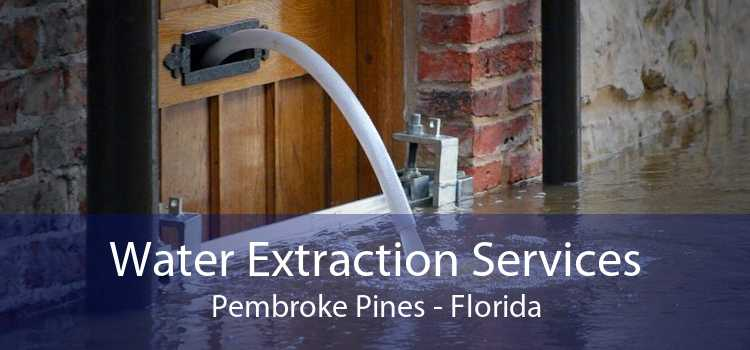 Water Extraction Services Pembroke Pines - Florida