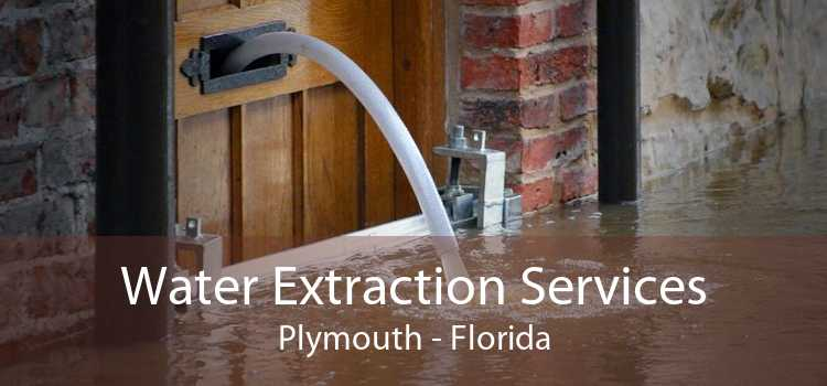 Water Extraction Services Plymouth - Florida