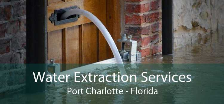 Water Extraction Services Port Charlotte - Florida
