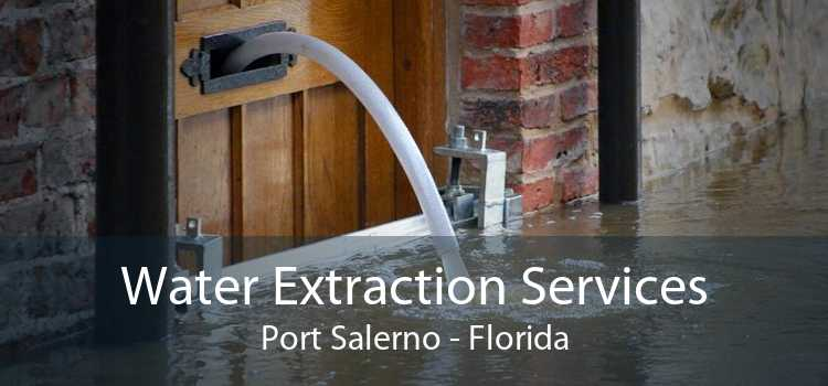 Water Extraction Services Port Salerno - Florida