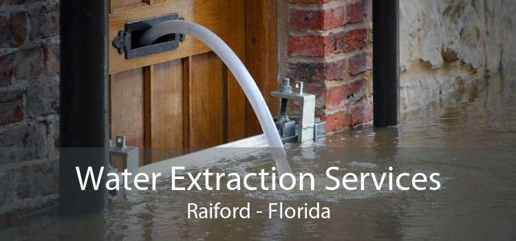 Water Extraction Services Raiford - Florida