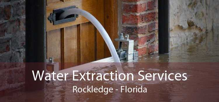 Water Extraction Services Rockledge - Florida
