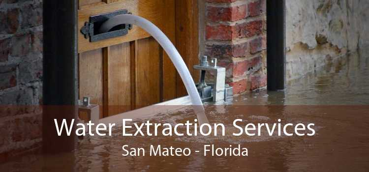 Water Extraction Services San Mateo - Florida