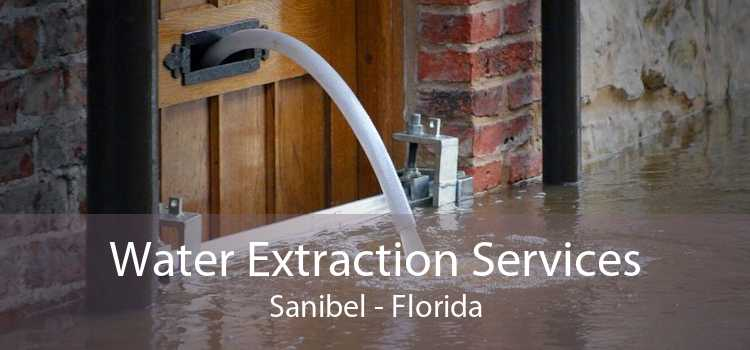 Water Extraction Services Sanibel - Florida