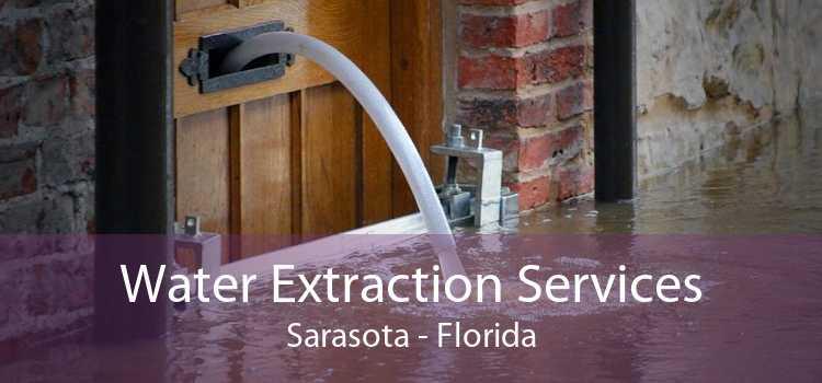 Water Extraction Services Sarasota - Florida