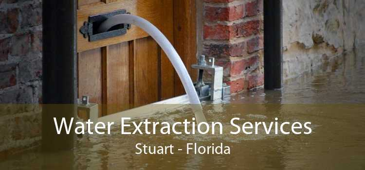 Water Extraction Services Stuart - Florida