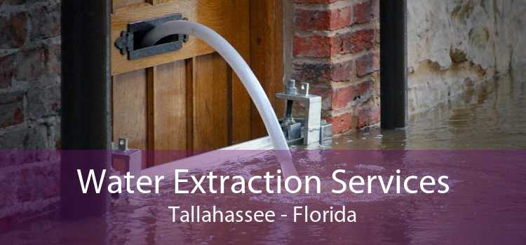 Water Extraction Services Tallahassee - Florida